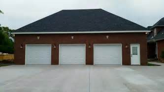Home Depot Kitchen Cabinets Refacing 28 car garage detached garage garage 23 best 3 car