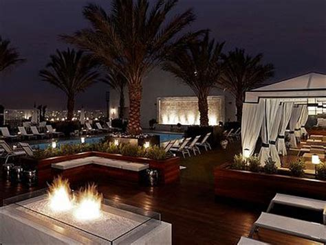 top bars in hollywood best rooftop bars in los angeles 171 cbs los angeles