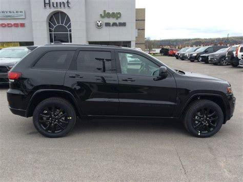 jeep grand blackout 2017 jeep grand 0 altitude blackout sun