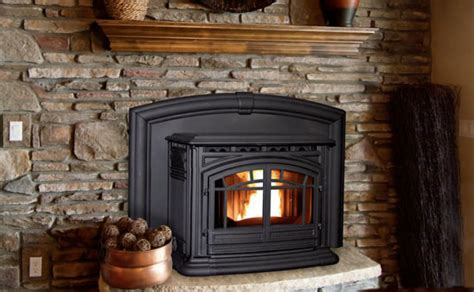 replace gas fireplace with electric insert gas fireplace replace logs with stones direct