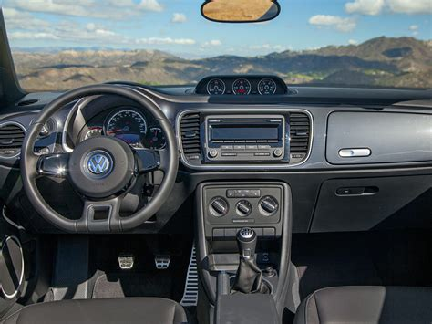 volkswagen beetle convertible interior 2015 volkswagen beetle price photos reviews features