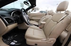 2013 Chrysler 200 Interior 2013 Chrysler 200 Limited Convertible Interior Rosenberg