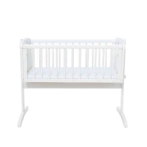 baby swinging crib mothercare baby nursery swinging crib rockign motion ebay