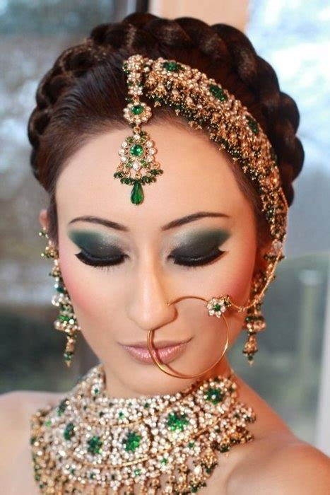 indian hairstyles making 60 best images about asian wedding makeup on pinterest