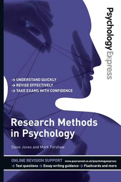 research matter a psychologist s guide to engagement books pearson education psychology express research methods