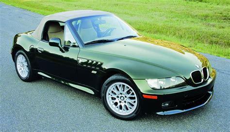 1996 bmw z3 zed sled 1996 2002 bmw z3 hemmings motor news