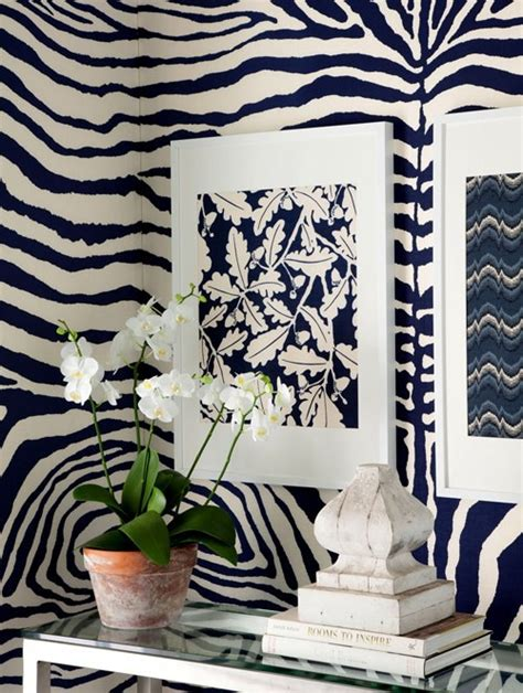 animal print wallpaper for bedroom 10 ways to use zebra print in your home megan morris