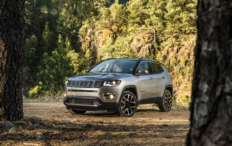 jeep lineup 2017 jeep compass launched in la new small suv for