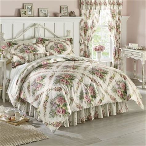cottage comforter set from through the country door