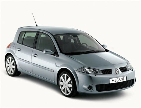 renault megane 2005 sedan 2005 renault megane ii pictures information and specs