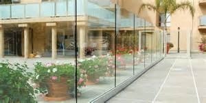 Handrails Installation Frameless Glass Windscreen Systems