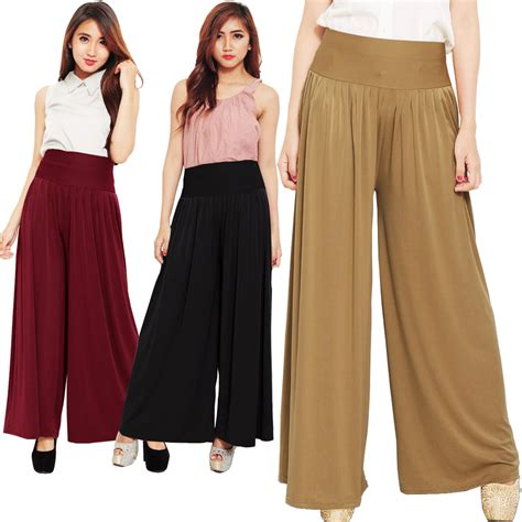 Celana Bawahan Wanita Muslim Nojiko Cullotes pleated culotte celana kulot style fit up to elevenia