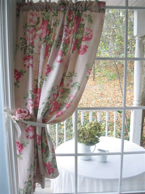 cabbage rose curtains 202 best images about window treatments on pinterest