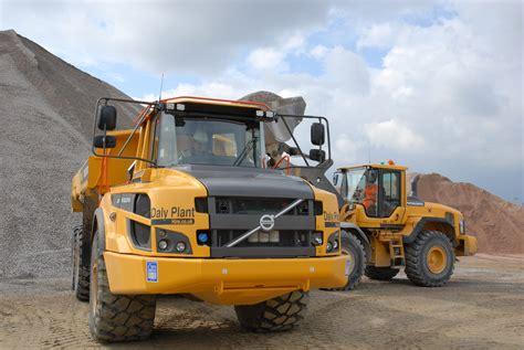 volvo ltd more volvo adt s for daly plant hire ltd cea