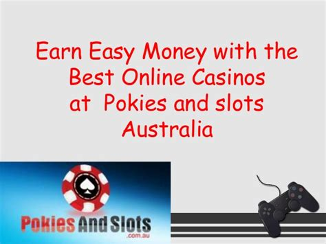 How To Win Money At The Casino Slots - best online casinos and earn easy money at pokies and