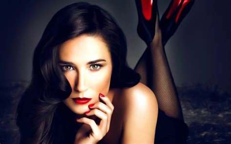 imagenes pin up hd demi moore wallpapers high resolution and quality download