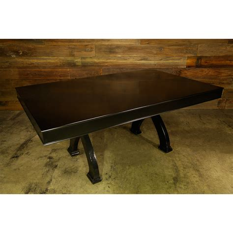 X2 Table by X2 Mini Dining Table Black Bbo