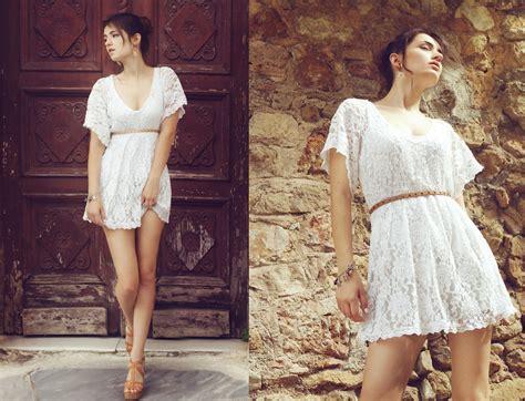belina belina pull white lace dress nine west