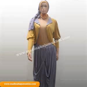 Baju Stelan Wanita Stelan Muslim Iliana 3in1 stelan 9 madina griya busana muslim busana muslim baju muslim setelan baju kerja baju