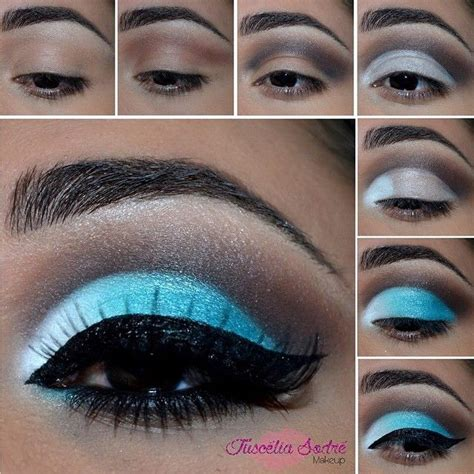 tutorial makeup step by step eyeshadow step by step instructions www imgkid com the