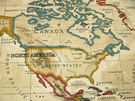 Map Upholstery Fabric by Atlas World Map Antique Prestigious Designer Fabric