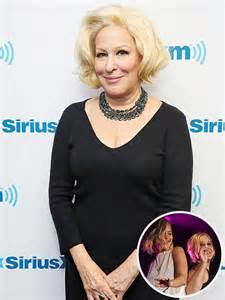 bette midler dead bette midler wants to play and