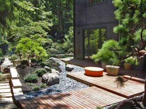 garden garden pond design small tropical backyards