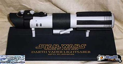 How To Make A Paper Wars Lightsaber - wars lightsaber paper craft gadgetsin