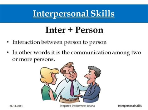 interpersonal communication relating to others fifth