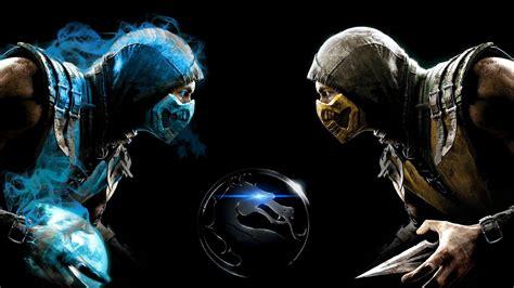 imagenes de scorpion vs sub zero mortal kombat x gameplay scorpion vs sub zero youtube
