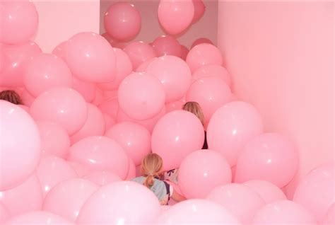 massive balloon filled rooms turn adults  kids