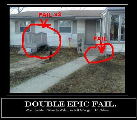 Double Fail Text - double epic fail