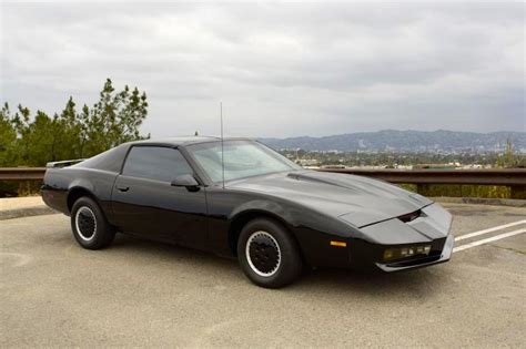 Kitt Auto by The Original Kitt From Rider Up For Auction