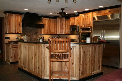 rustic hickory kitchen cabinets cabinets plus kitchens carpets plus cabinets plus of st