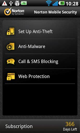 norton for android norton mobile security is free for all samsung galaxy smartphone owners