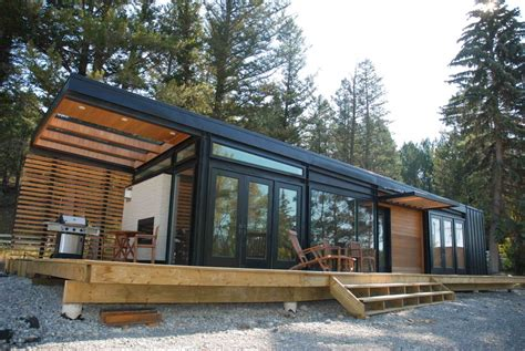 Prefabricated Cabin by Prefab Homes And Modular Homes In Canada Karoleena Homes