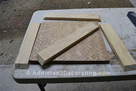 diy serving tray how to make a serving tray from a picture frame plans diy