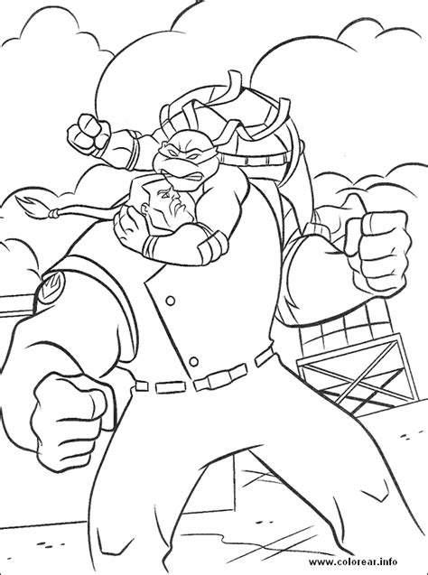 baby ninja coloring pages free baby ninja turtles coloring pages