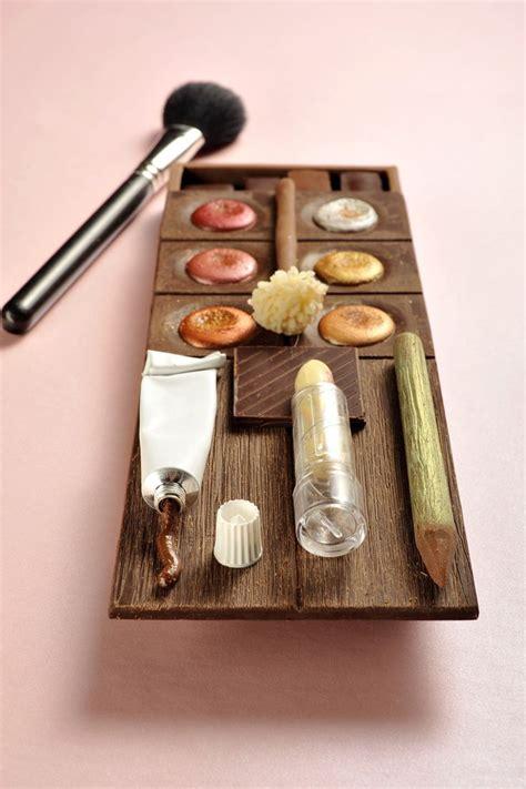 La Pallete P magique la palette de maquillage en chocolat de