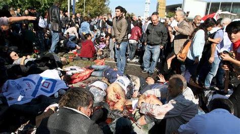 imagenes fuertes del atentado en francia un atentado terrorista en ankara deja al menos 95 muertos