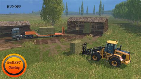 country style ls poplar valley map for fs15 mod