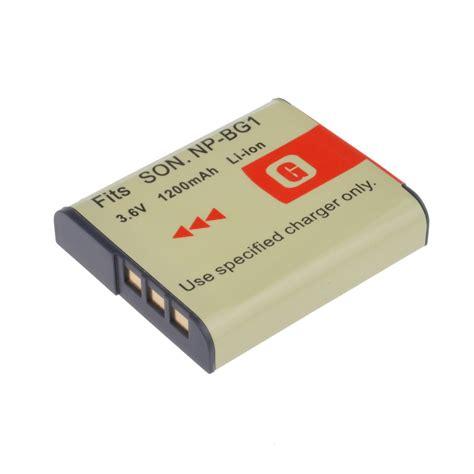 Sonynp Bg1 1 foxlux sony np fg1 bg1 replacement battery f digital