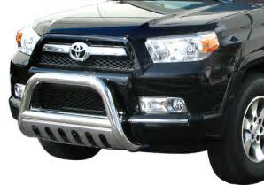 Bull Bars For Toyota Tacoma Steelcraft Toyota Tacoma 3 Quot Polished Stainless Steel Bull