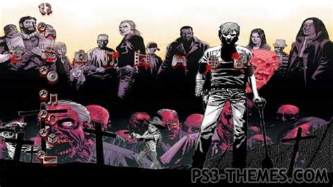 theme psp the walking dead ps3 themes 187 search results for quot the walking dead quot