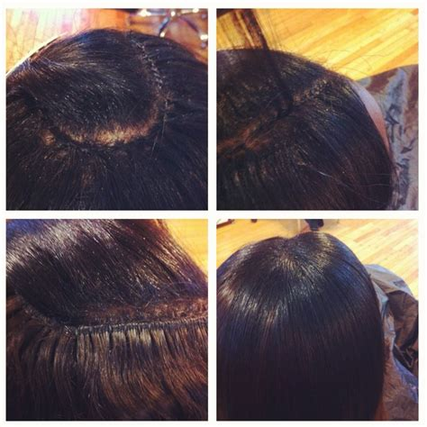 malaysaian braidless sew in shops chicago braidless sew in weave yelp