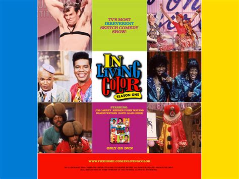 in living color tv