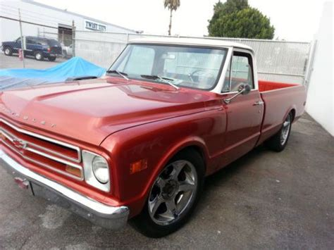 chevrolet 68 truck sell new 68 chevy truck 1968 chevrolet up truck in