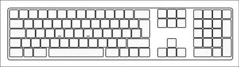 file blank extended keyboard svg wikimedia commons