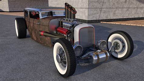 hot rod themes for windows 7 ford rat rod by samcurry on deviantart