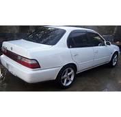 Toyota Corolla 1995 Of Ysrcutoo  Member Ride 14235